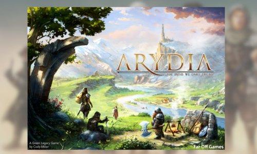 ARYDIA: THE PATHS WE DARE TREAD // demnächst auf Kickstarter