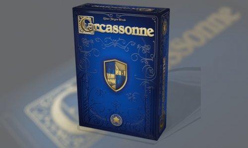 CARCASSONNE – JUBILÄUMSEDITION // im Handel zu kaufen