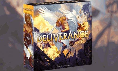 DELIVERANCE // auf Kickstarter