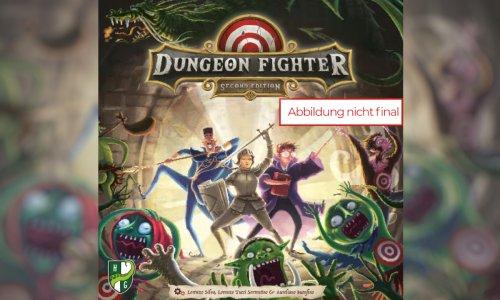 DUNGEON FIGHTER – ZWEITE EDITION // deutsche Version erscheint noch dieses Jahr