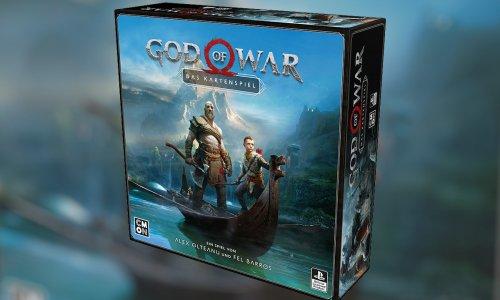 ANGEBOT // GOD OF WAR – DAS KARTENSPIEL für 15 € kaufen