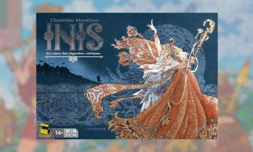 INIS & SEASONS OF INIS // kommt in die Spieleschmiede