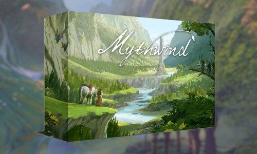 MYTHWIND // ab Oktober auf Kickstarter