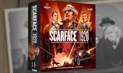 SCARFACE 1920 // noch diesen Monat in der Spieleschmiede