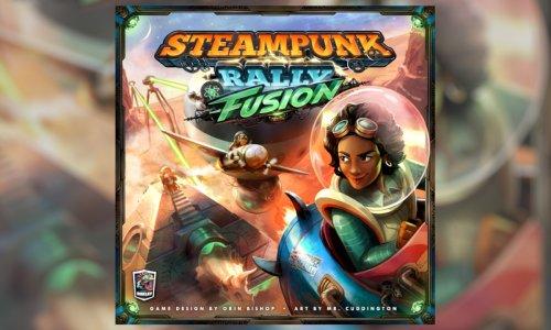 STEAMPUNK RALLY FUSION // in der Spieleschmiede