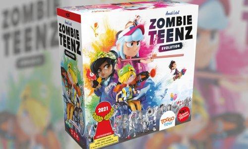 ZOMBIE TEENZ EVOLUTION // wird von SUPER RTL als Toggo Toy Product vermarktet