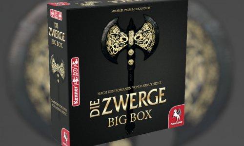DIE ZWERGE – BIG BOX // bei PEGASUS SPIELE veröffentlicht