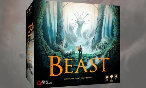BEAST // Deduktionsspiel ab Ende September auf Kickstarter