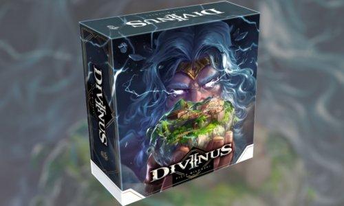 DIVINUS // kommt wahrscheinlich in die Spieleschmiede