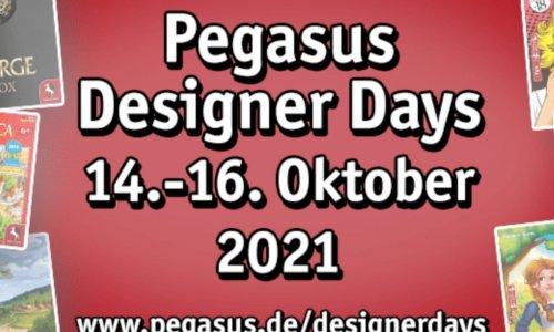PEGASUS SPIELE // Designer Days 2021