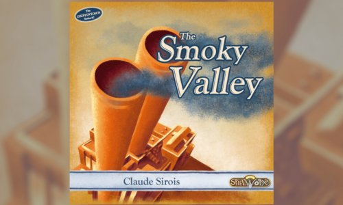 THE SMOKY VALLEY // Kommt in die Spieleschmiede