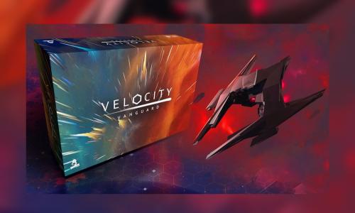 VELOCITY: VANGUARD // auf Kickstarter ab dem 29.06.2021