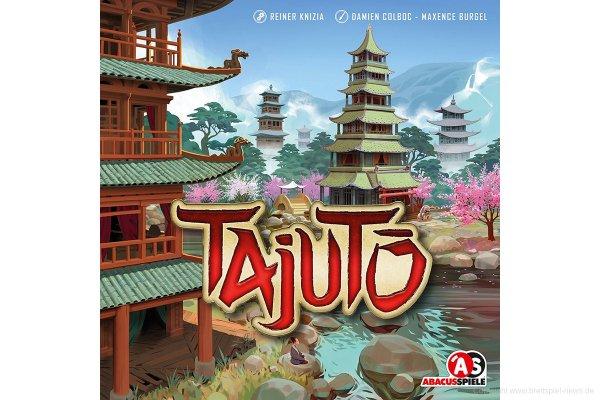 TAJUTO // Abacus Spiele Neuheit erscheint